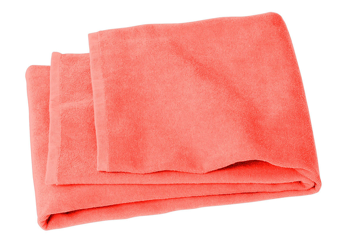 Papaya Value Towel